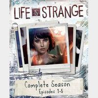 ✔️Life is Strange Complete Season (Episodes 1-5)
