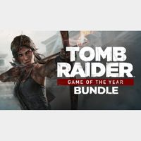 Tomb Raider GOTY + 21DLC's BUNDLE!