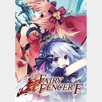 ✔️Fairy Fencer F - Steam Key Global