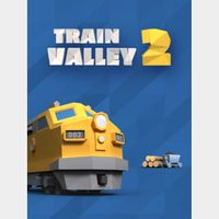 ✔️Train Valley 2 - Steam Key