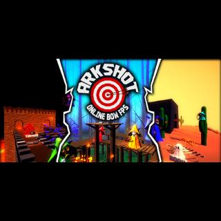 ✔️ Arkshot - Steam Key