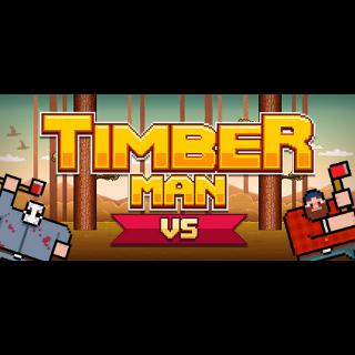 ✔️ Timberman VS - Steam Key