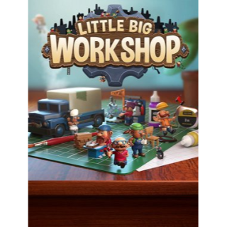 ✔️LITTLE BIG WORKSHOP