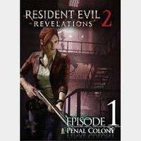 Resident Evil Revelations 2 -Episode 1 : Penal Colony
