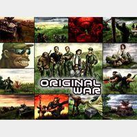 ✔️ Original War