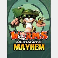✔️Worms: Ultimate Mayhem