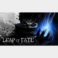 Leap of Fate + free Operation: Tango Demo