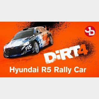 ✔️DiRT 4 Hyundai R5 Rally Car DLC