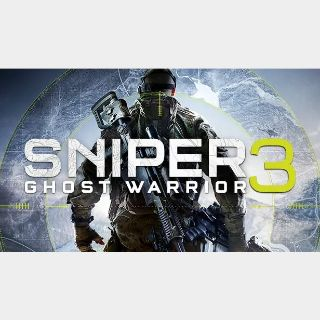 ✔️Sniper: Ghost Warrior 3 + 4DLC Bundle