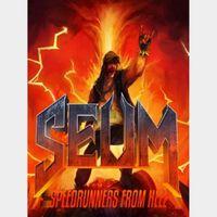 ✔️SEUM: Speedrunners from Hell
