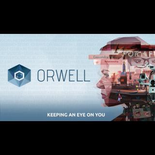 ✔️ Orwell: Keeping an Eye On You
