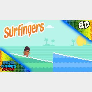 ✔️ Surfingers - Steam Key