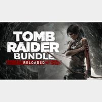 Tomb Raider Reloaded BUNDLE - 7 Games & 21 DLC's!