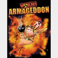 ✔️Worms Armageddon