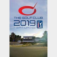 The Golf Club™ 2019 featuring PGA TOUR (EU)