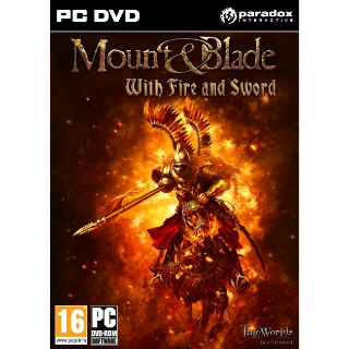 ✔️ Mount and Blade with Fire and Sword - Steam Key