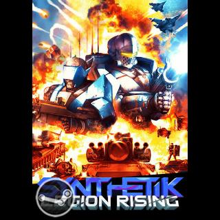✔️SYNTHETIK: Legion Rising - Steam Key Global