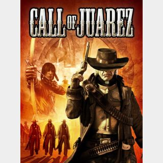 ✔️Call Of Juarez