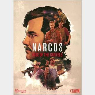 ✔️Narcos: Rise of the Cartels
