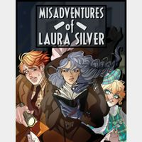✔️Misadventures of Laura Silver: Chapter 1