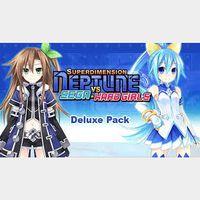 ✔️Superdimension Neptune... - Deluxe Pack