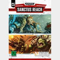 ✔️Warhammer 40,000: Sanctus Reach