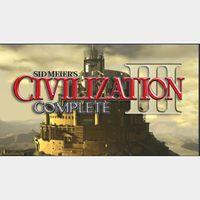 ✔️Sid Meier's Civilization® III: Complete