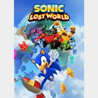 ✔️Sonic Lost World - Steam Key Global