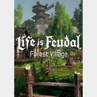 ✔️Life is Feudal: Forest Village - Steam Key Global