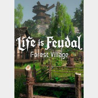✔️Life is Feudal: Forest Village - Steam Key Global