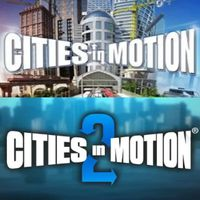 ✔️Cities in Motion + Cities in Motion 2