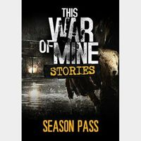 This War of Mine: Stories - Season Pass DLC