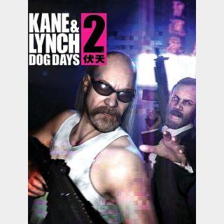 ✔️Kane & Lynch 2: Dog Days