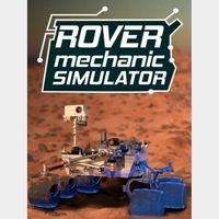 ✔️Rover Mechanic Simulator