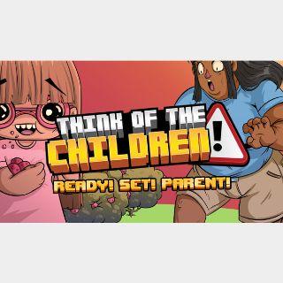 ✔️Think of the Children - Steam key
