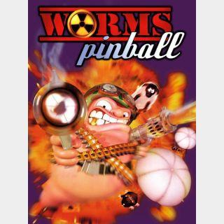 ✔️Worms Pinball