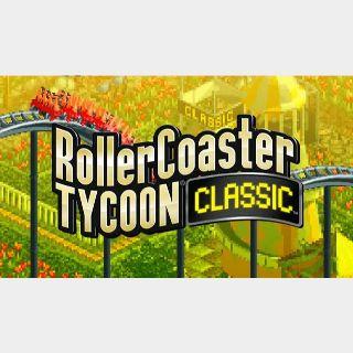 ✔️RollerCoaster Tycoon Classic