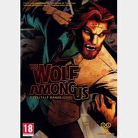 ✔️The Wolf Among Us