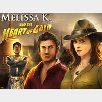 ✔️Melissa K. and the Heart of Gold Collector's Edition