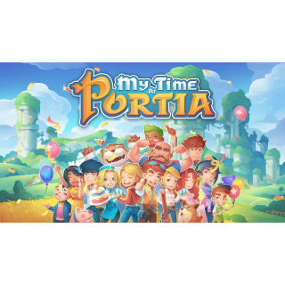 ✔️My Time at Portia