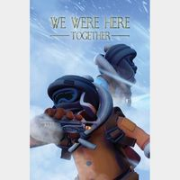 ✔️We Were Here Together