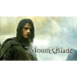 ✔️ Mount and Blade - Steam Key