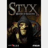 ✔️Styx: Master of Shadows