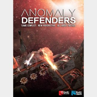 ✔️Anomaly Defenders