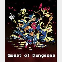✔️Quest of Dungeons