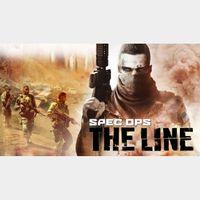 ✔️Spec Ops: The Line (EU)