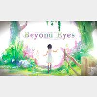 ✔️ Beyond Eyes - Steam Key
