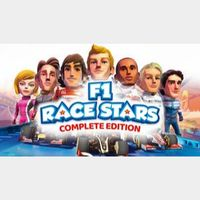 F1 Race Stars Complete Edition