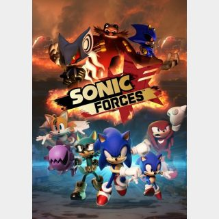✔️Sonic Forces - Steam Key Global