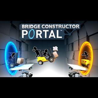 ✔️Bridge Constructor Portal